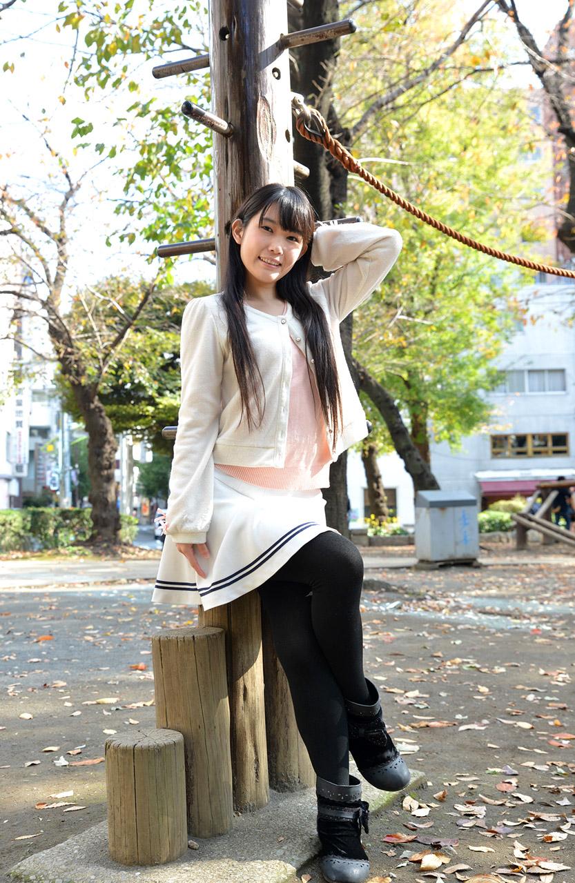 春日野結衣 美脚ニューハーフ Afterschool Yui Kasugano Birthday Brunette